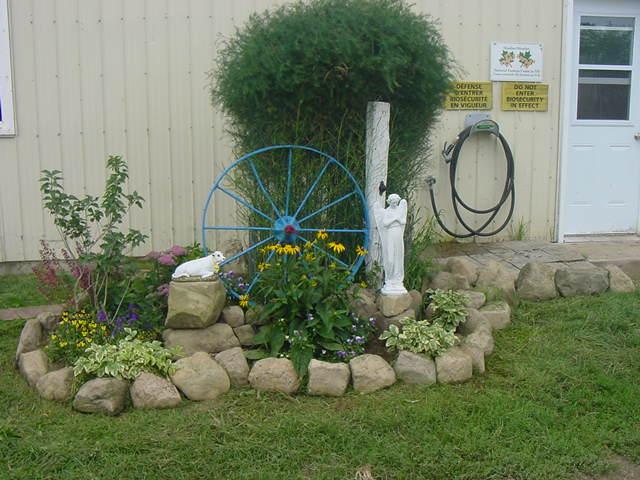 Dairy Garden