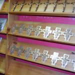 Crosses and sacramentals