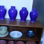 Pottery urns and more