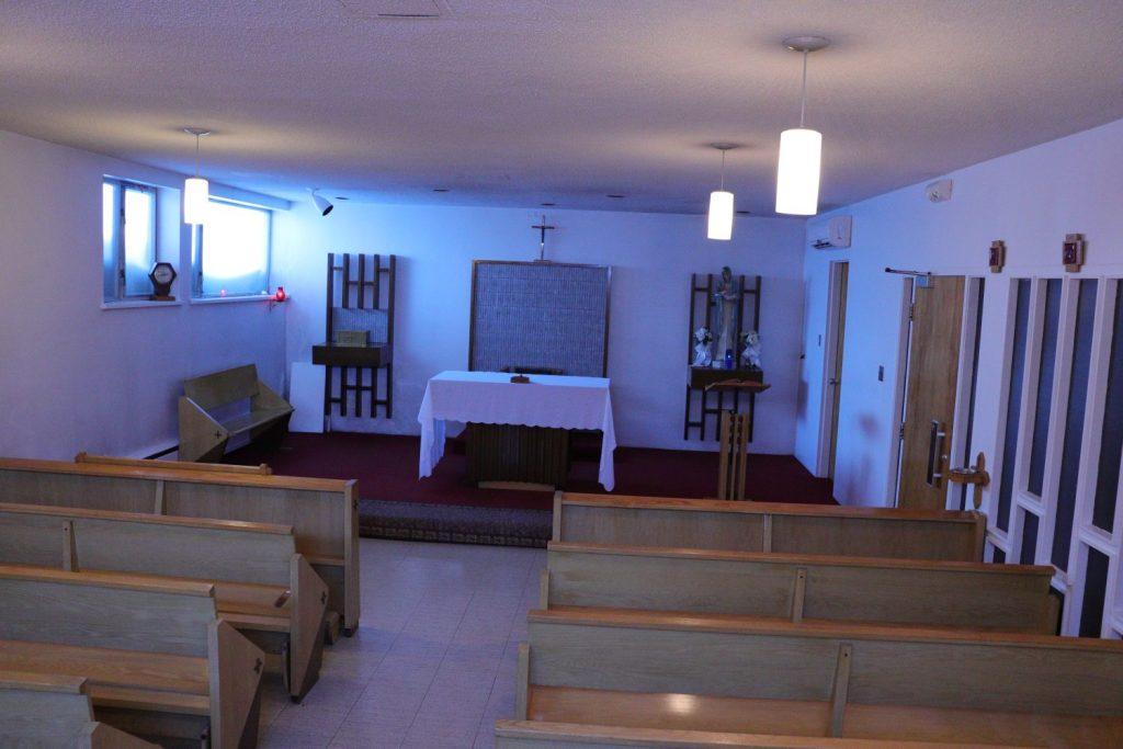 Alternative guests chapel
